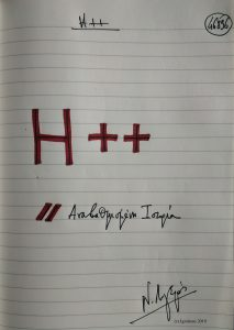 46836 - H++. (Dessin)