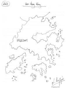 47658 - Our Hong Kong. (Dessin)