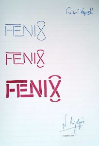 47813 - FENIX. (Dessin)