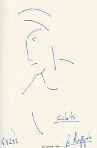 48292 - Eclats. (Dessin)