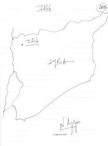 48897 - Idlib. (Dessin)