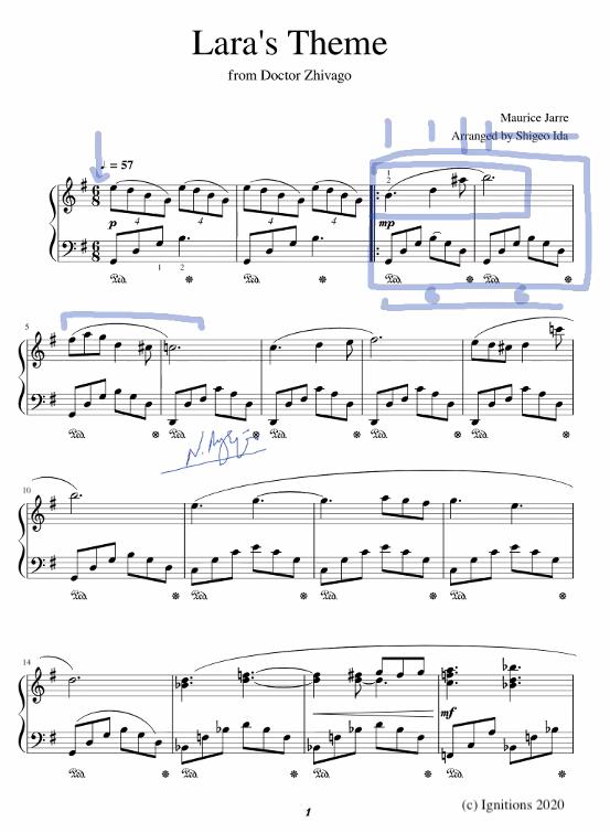 54582 - e-Mάθημα: Balalaïka, Κιθάρα και Lara. (Dessin)