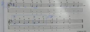54979 - II - e-Μάθημα: Αμερικάνικο παραδοσιακό τραγούδι. (Dessin)