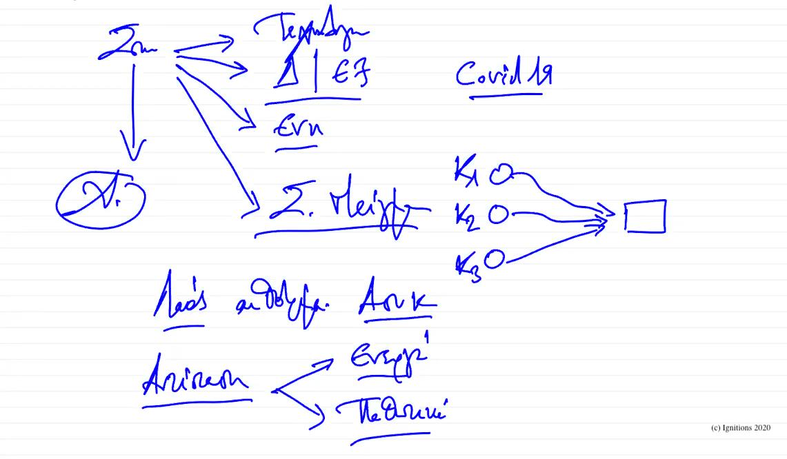55524 - VII - e-Διάλεξη: Στρατηγική Διαχείριση Πανδημίας. (Dessin)