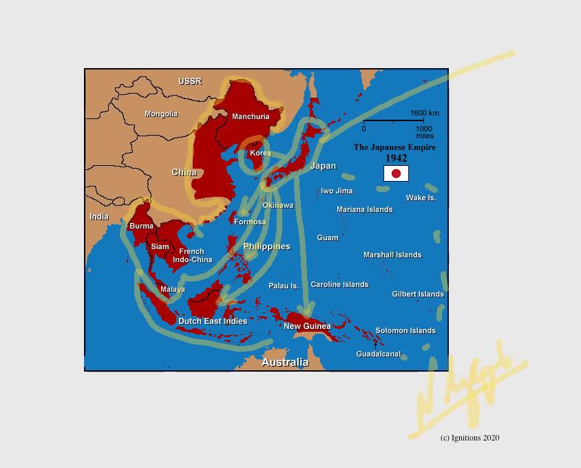 55891 - e-Μάθημα II: Κατεχόμενα στην Ασία: Κορέα και Βιετνάμ. (Dessin)