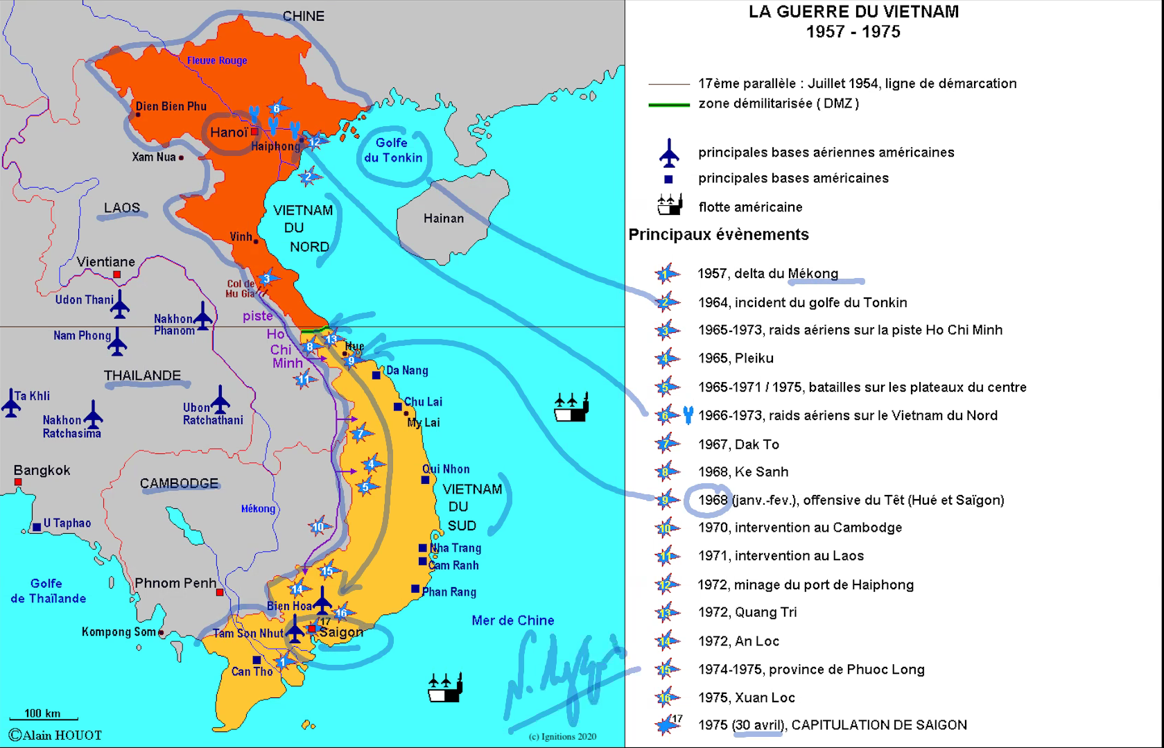55893 - e-Μάθημα IV: Κατεχόμενα στην Ασία: Κορέα και Βιετνάμ. (Dessin)