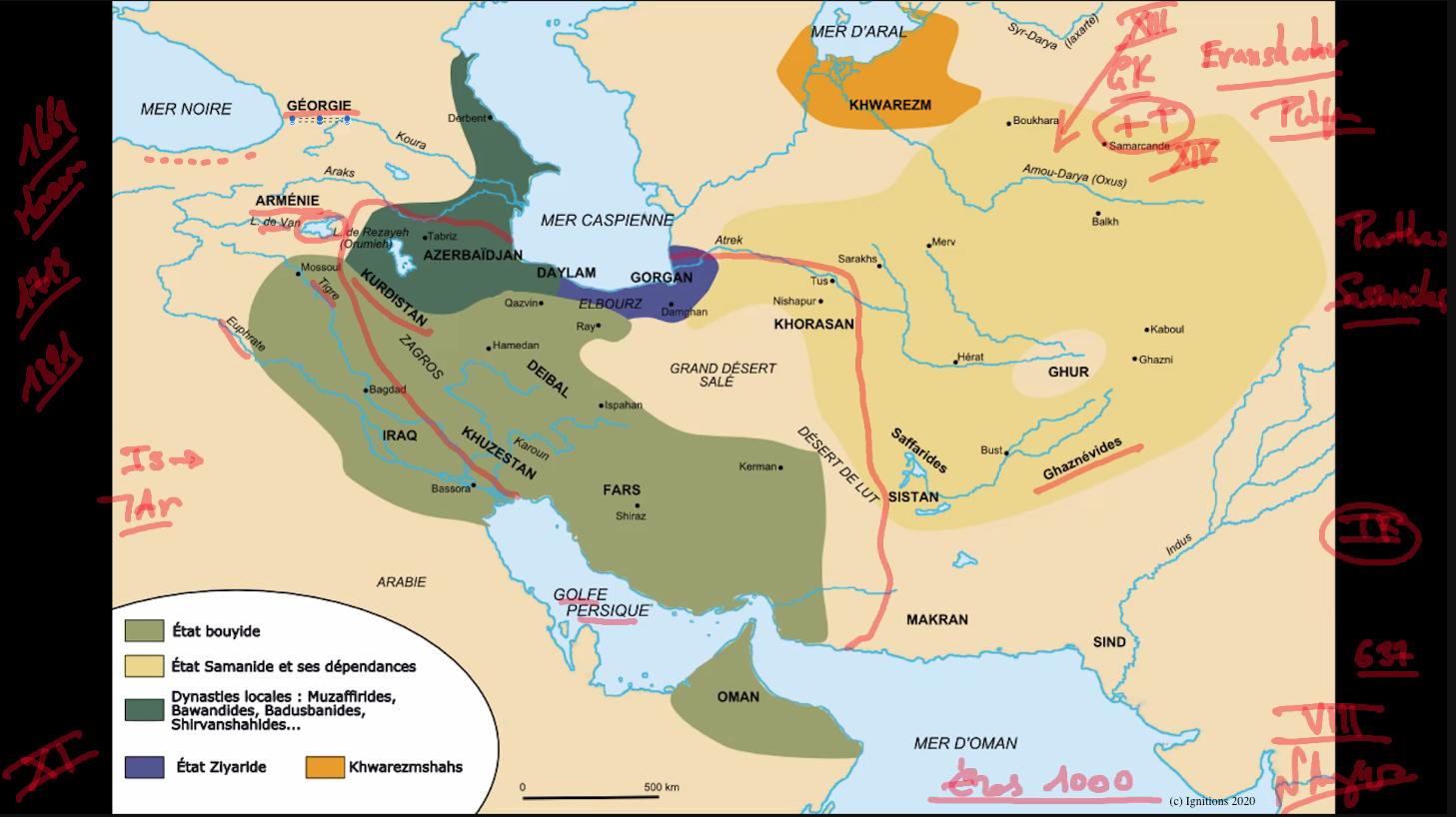 56122 - e-Μάθημα:I -Διαχρονική ιστορία της Περσίας. (Dessin)