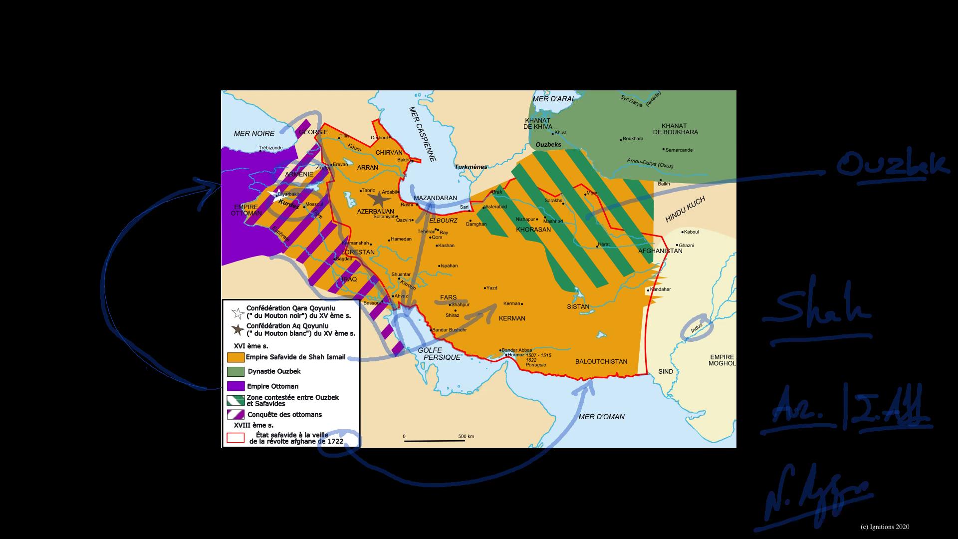 56123 - e-Μάθημα:II-Διαχρονική ιστορία της Περσίας. (Dessin)