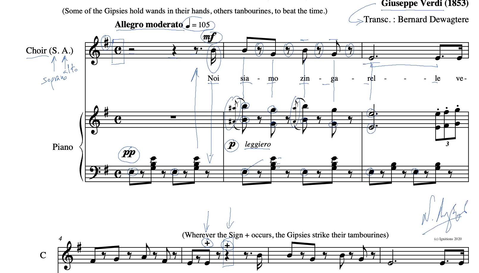 56188 - e-Μάθημα:I -Verdi : Traviata, Atto II. (Dessin)
