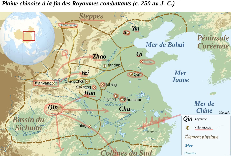 56299 - III-e-Μάθημα: Βαθιά Ιστορία Κίνας.(Dessin)