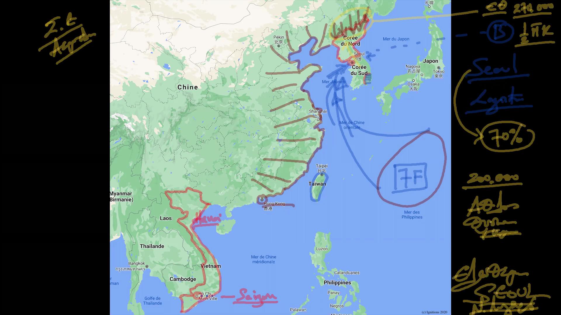 56366 - X - Ανθρωπότητας Αγώνας στη Κορέα. Αγώνας V. (Dessin)