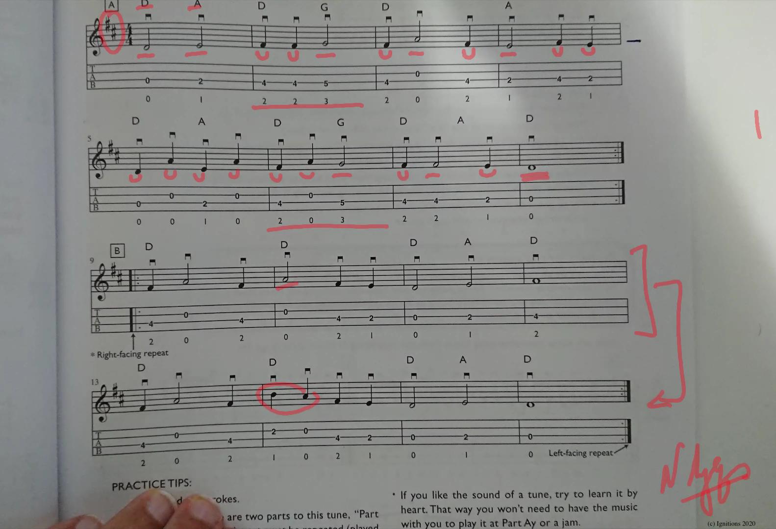 56489 - e-Μάθημα: Structure, Rhythm, Old Music. (Dessin)