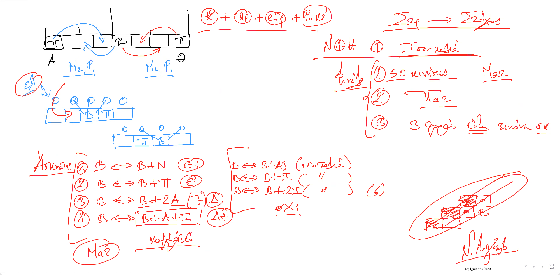 56914 - e-Μάθημα II: Δομική εισαγωγή στο σκάκι. (Dessin)