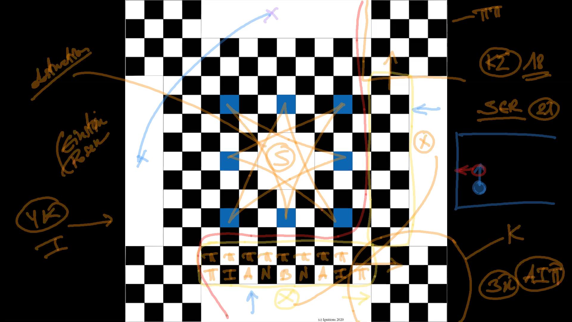 57203 - XI - Παιχνίδια Ανθρωπότητας. Έργο VIII. (Dessin)