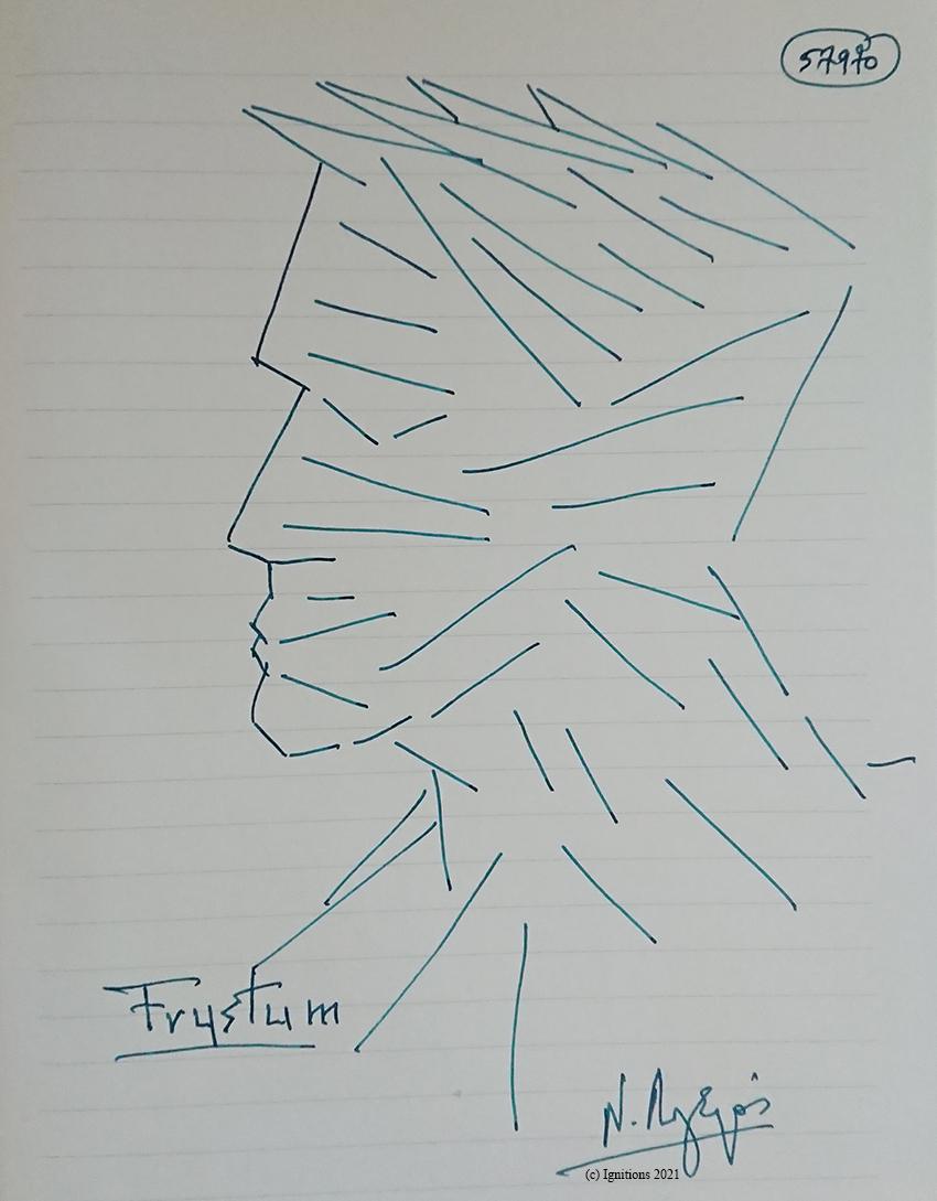 57970 - Frustum. (Dessin)