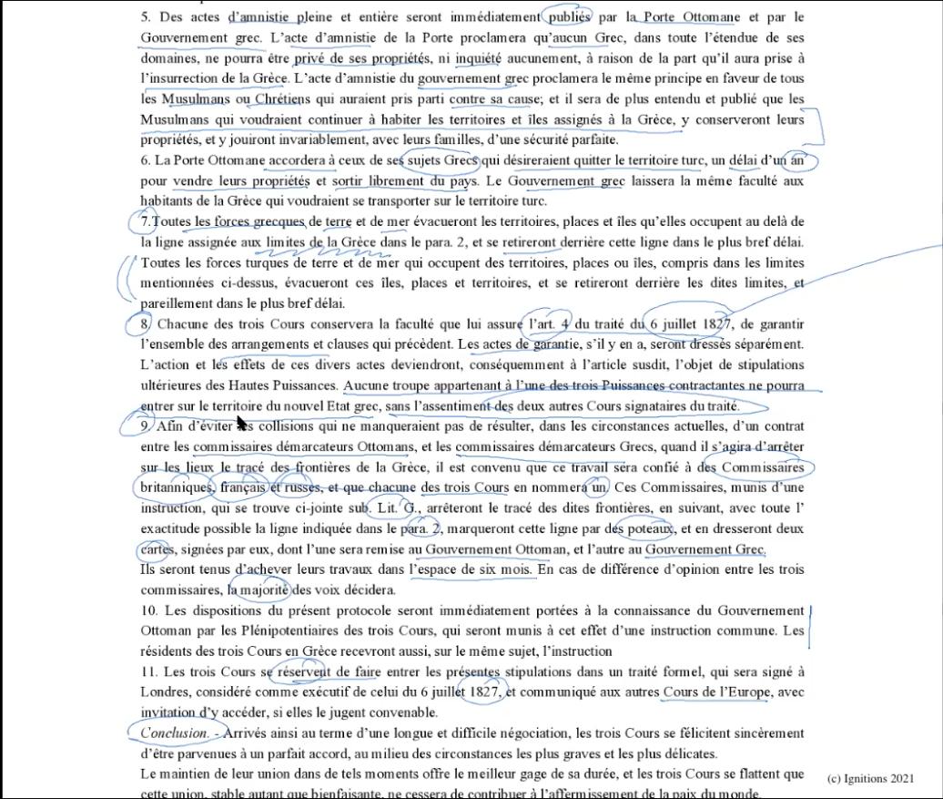 58954 - III - e-Masterclass: Επαναστατικές Συνθήκες. (Dessin)