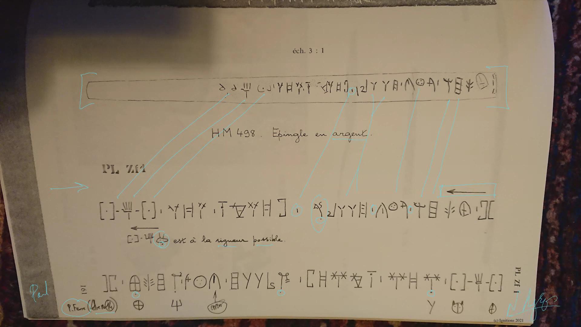59395 - XV - e-Masterclass: Τεχνικές Αποκρυπτογράφησης. (Dessin)