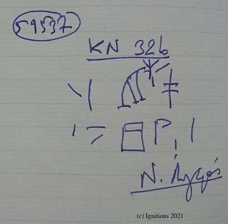 59537 - KN 32b. (Dessin)