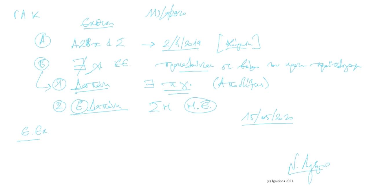 60802 - V - Στρατηγική ανάλυση Μνημονίου Συνεργασίας. ΔΙΑΡΚΕΙΑ VΙΙ. (Dessin)