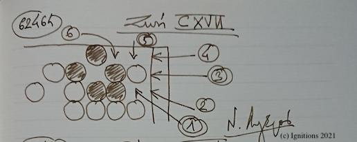 62464 - Ζωή CXVII. (Dessin)