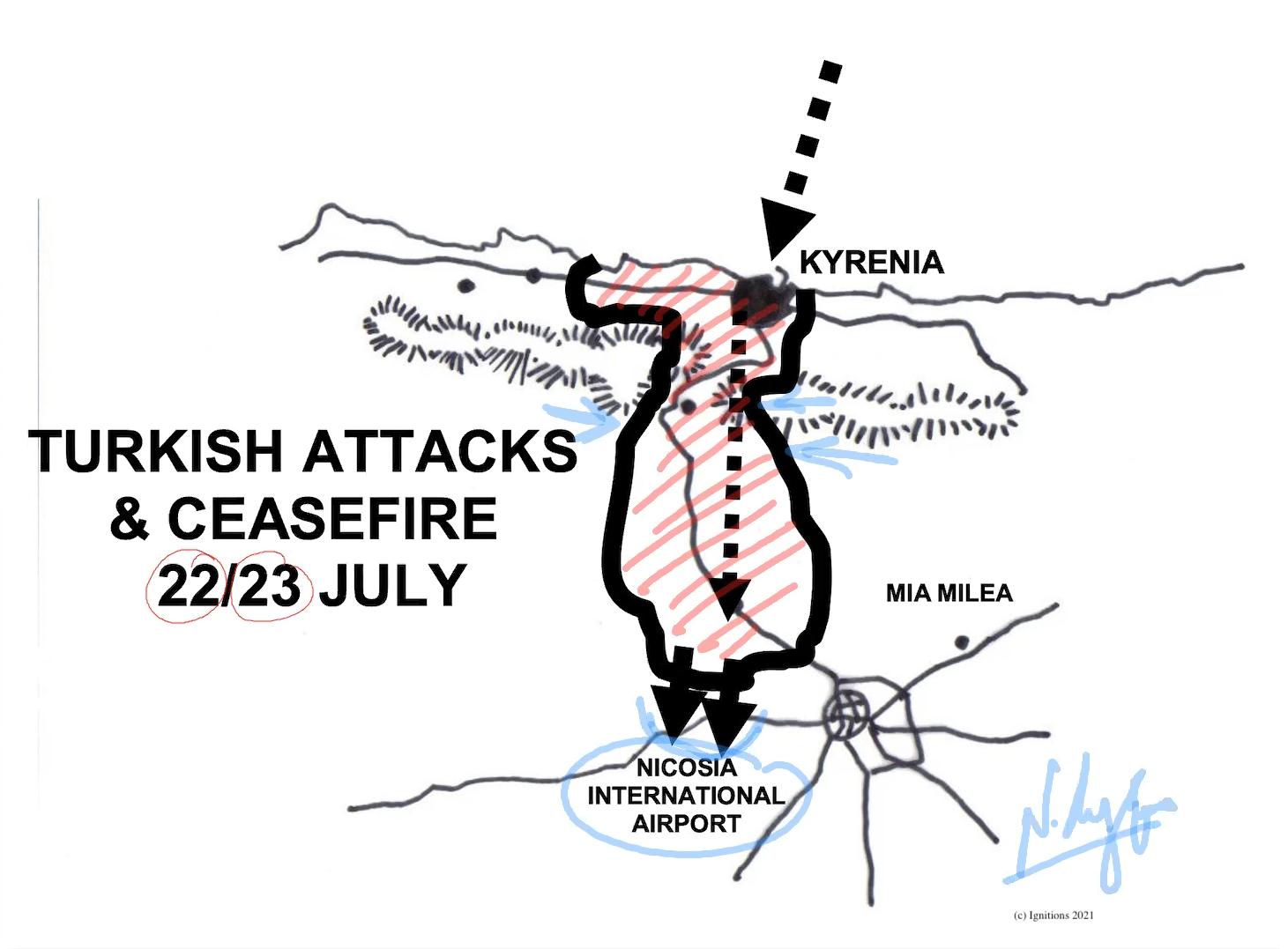 63519 - e-Masterclass VII: Η Μάχη της Κύπρου. Covid Free. (Dessin)