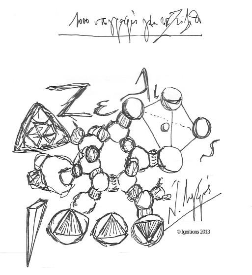 1000 υπογραφές για τον Ζεόλιθο. (Dessin).