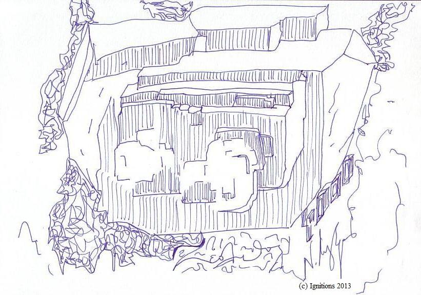 4000 υπογραφές για τον Ζεόλιθο (Dessin sur papier grain moyen,21x14.8, A5)
