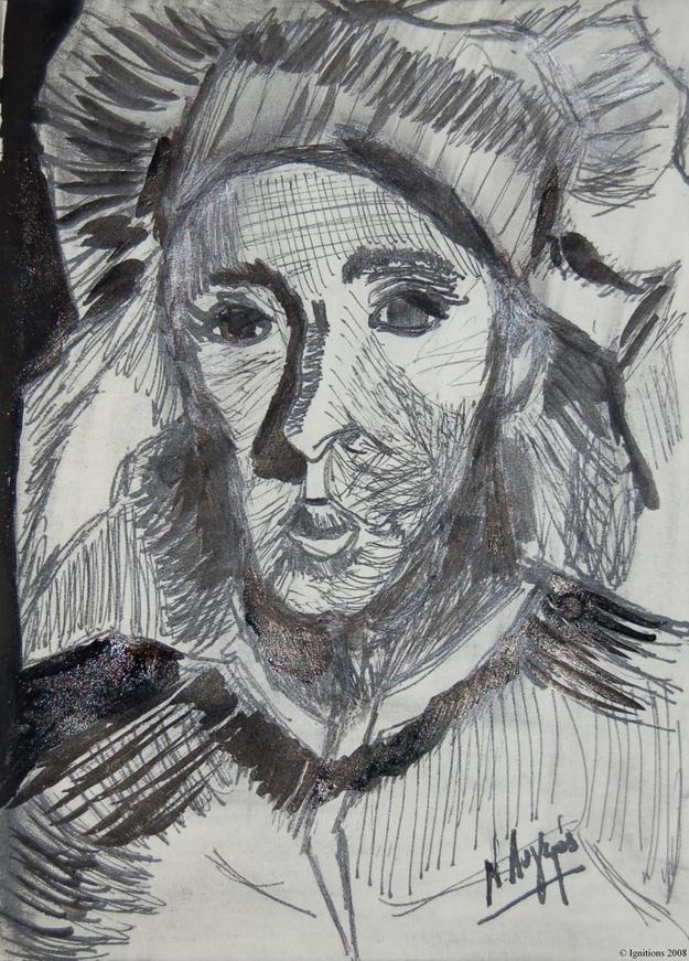 Mélancolie de Vincent,