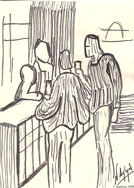 Le comptoir de Vincent,