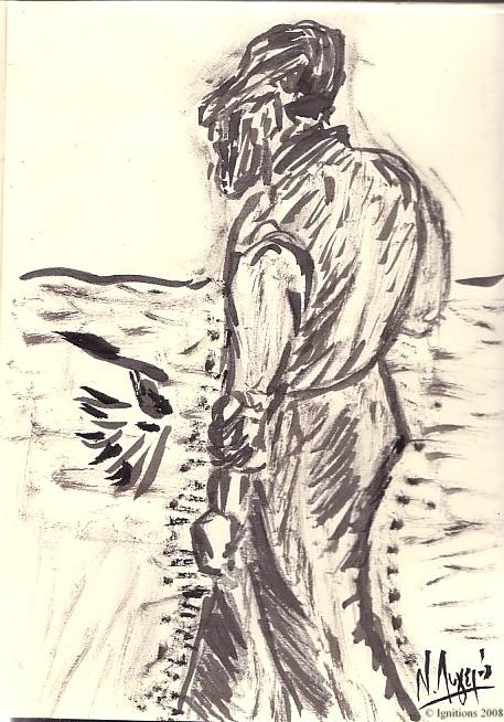 Le paysan de Vincent,