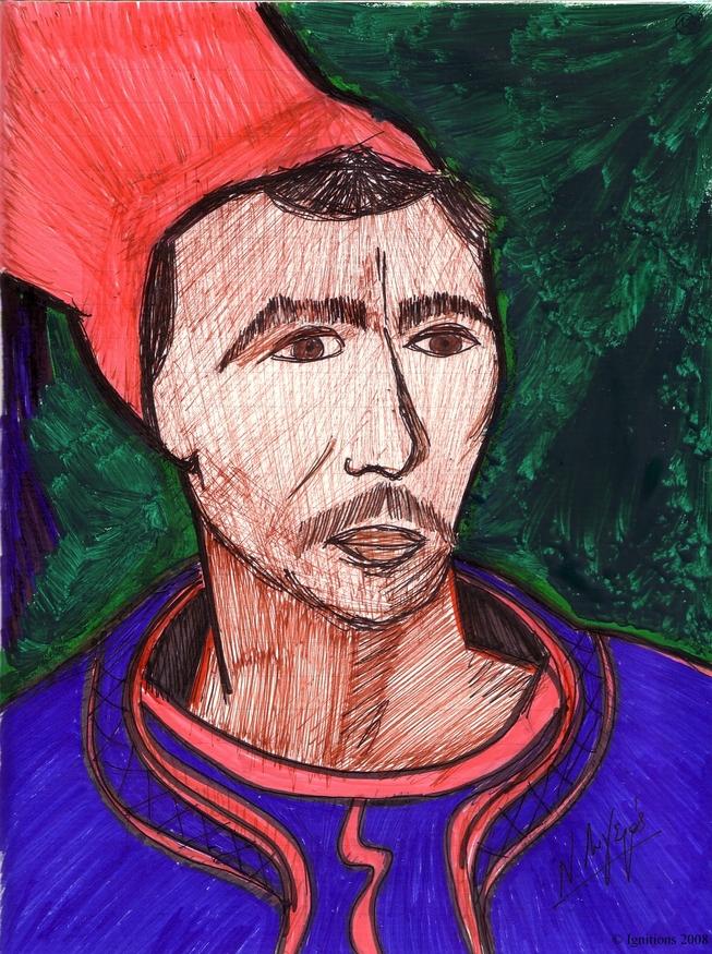 Zouave de Vincent.