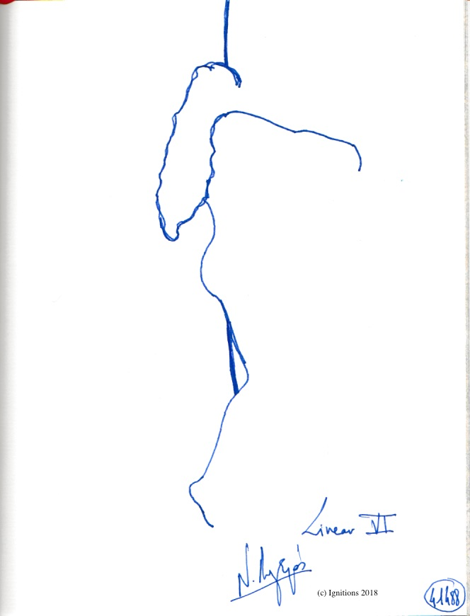 Linear VI. (Dessin)