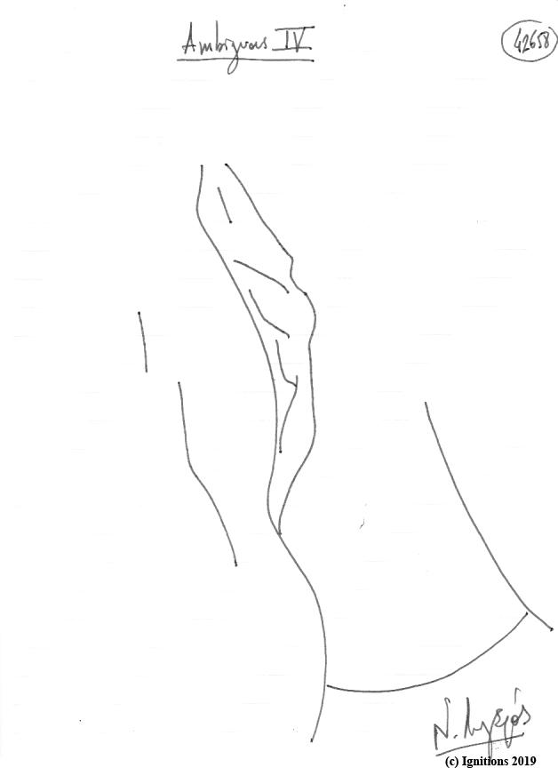 Ambiguous IV. (Dessin).