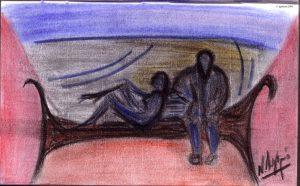 O θνητός και η αθάνατη.