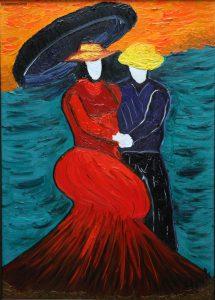 Les amants de Vincent.