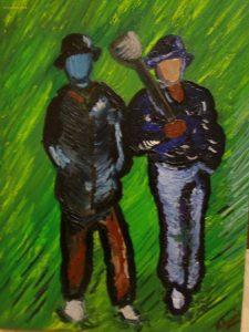 Les deux ouvriers de Vincent.