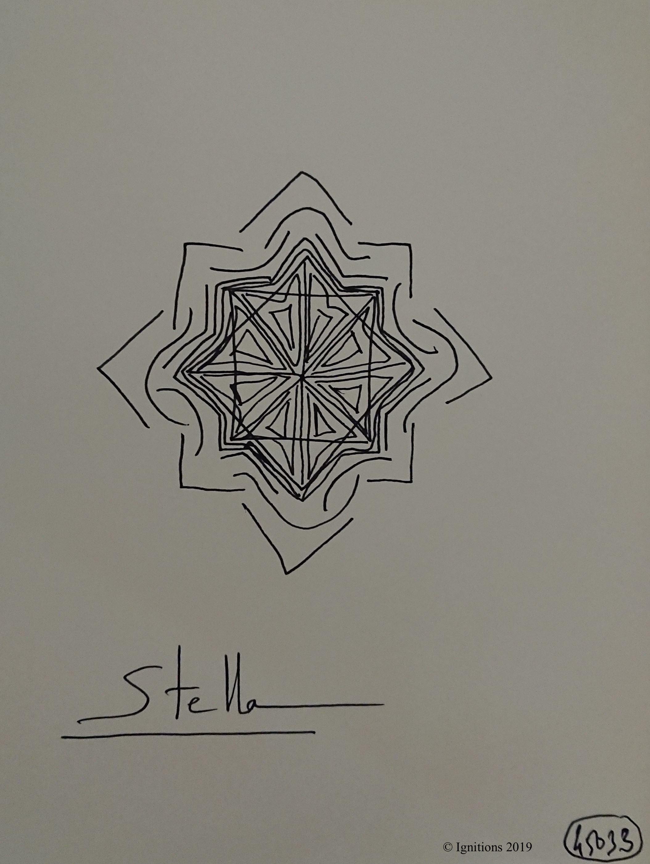 Stella. (Dessin)