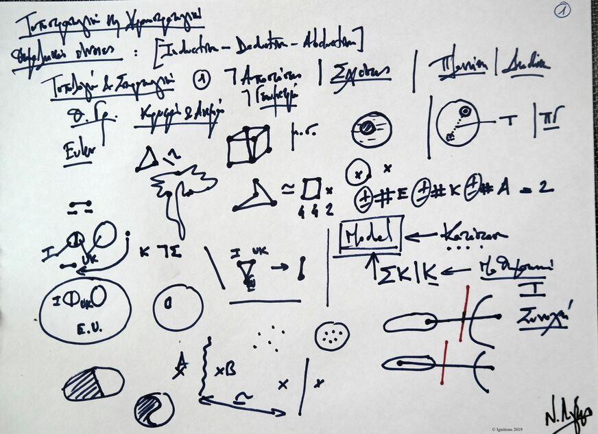 9ο Masterclass Τοποστρατηγικής και Χρονοστρατηγικής - I. (Dessin)
