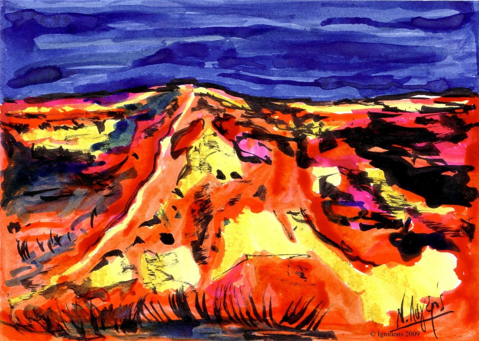 La dune de Vincent.