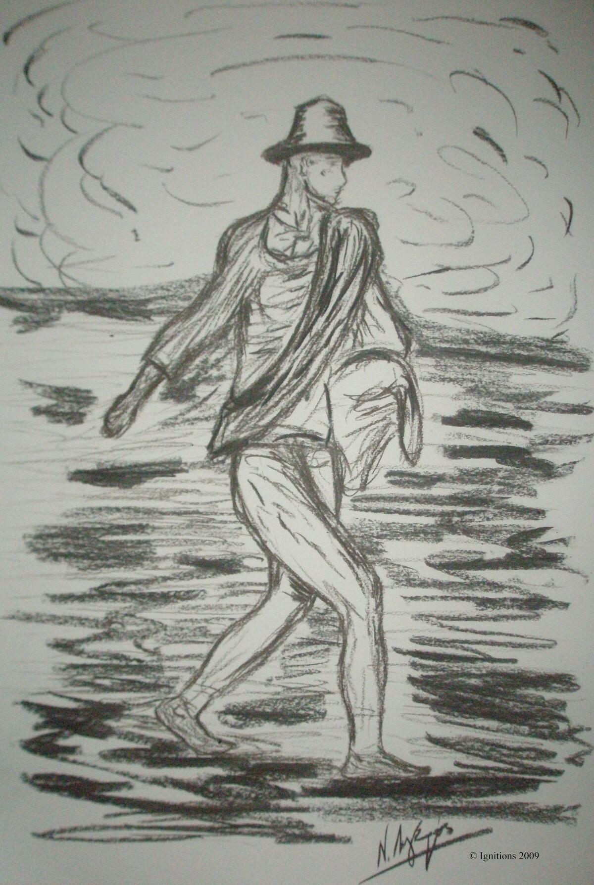 Le semeur de Vincent.