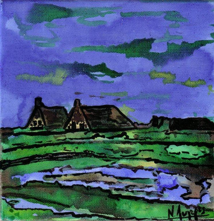 Chaumières de Vincent.