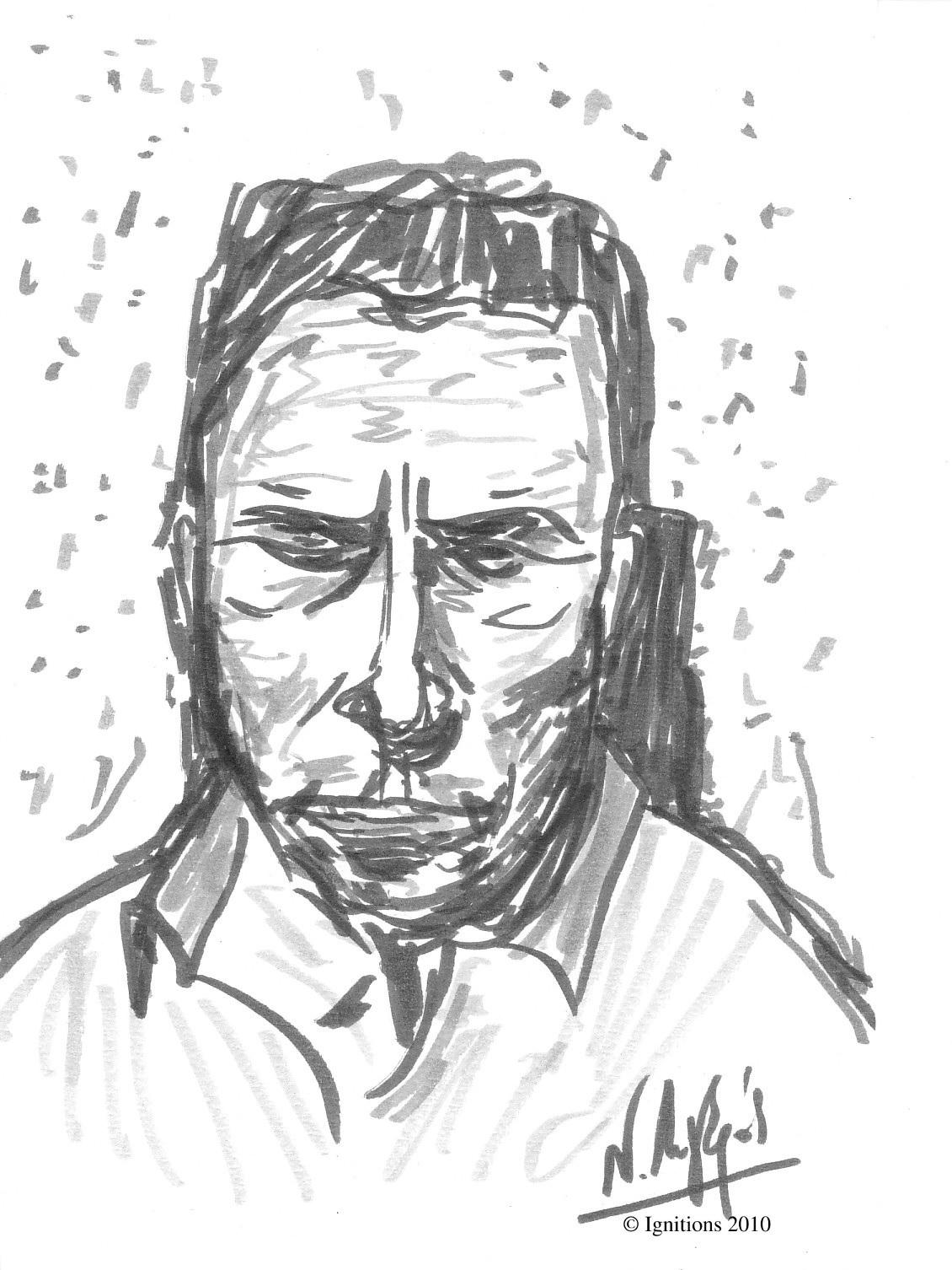 Albert Camus, le pied-noir.