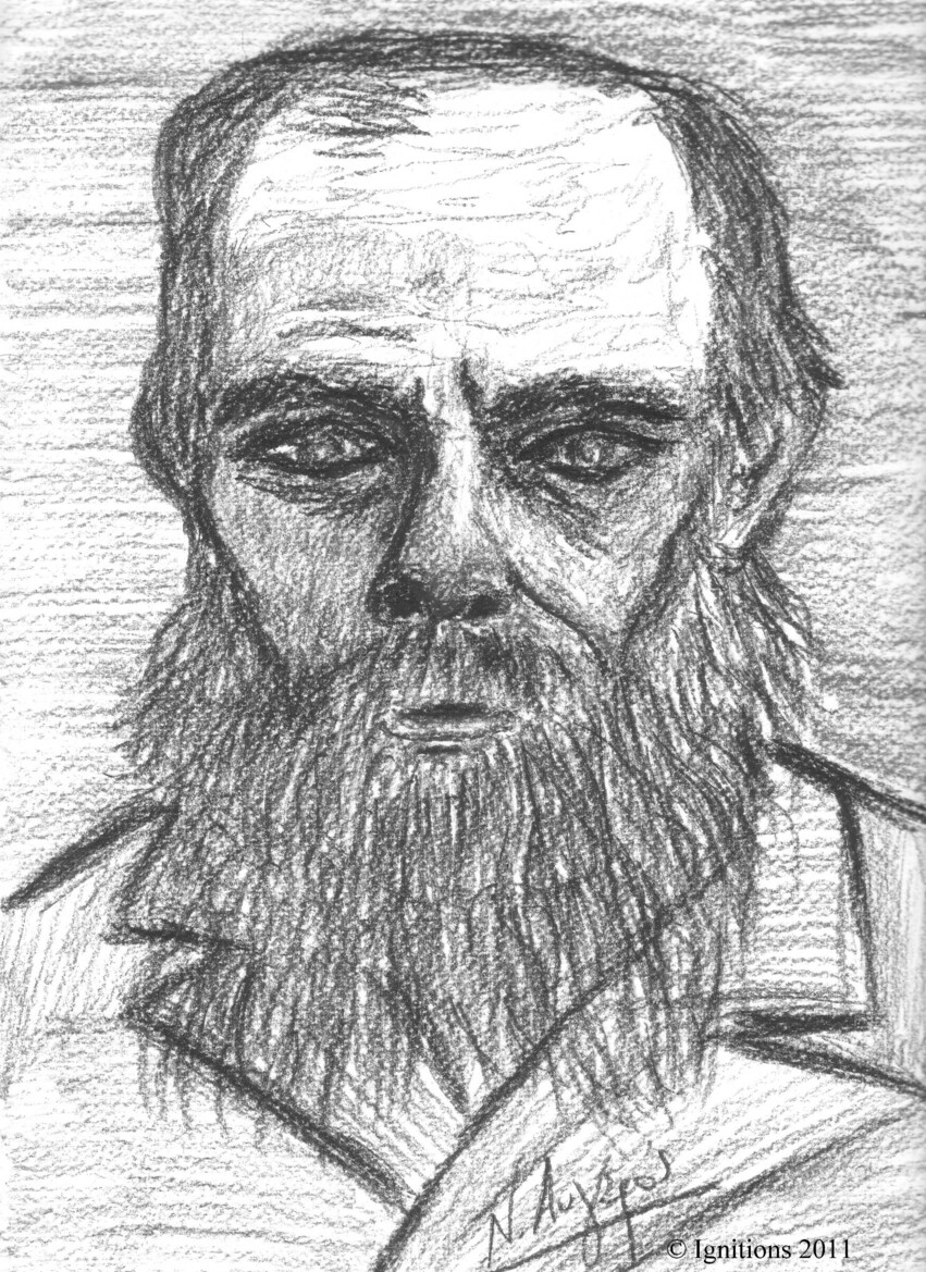 Fiodor Dostoievski.